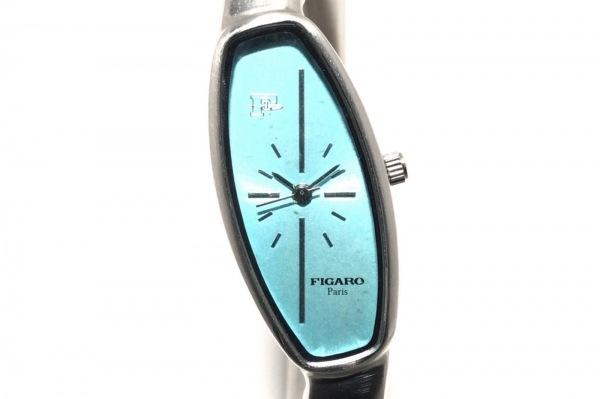 FIGARO(フィガロ) 腕時計 - レディース ライトブルー