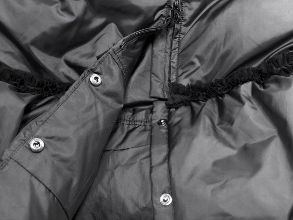 TOCCA(トッカ) ダウンコート サイズ6 M レディース美品  黒 冬物
