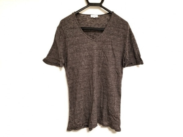 マッキントッシュフィロソフィー 半袖Tシャツ サイズ38 L レディース ダークグレー