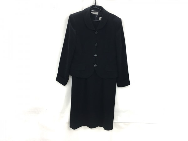 Tokyo Soir(トウキョウソワール) ワンピーススーツ サイズ13 L レディース 黒