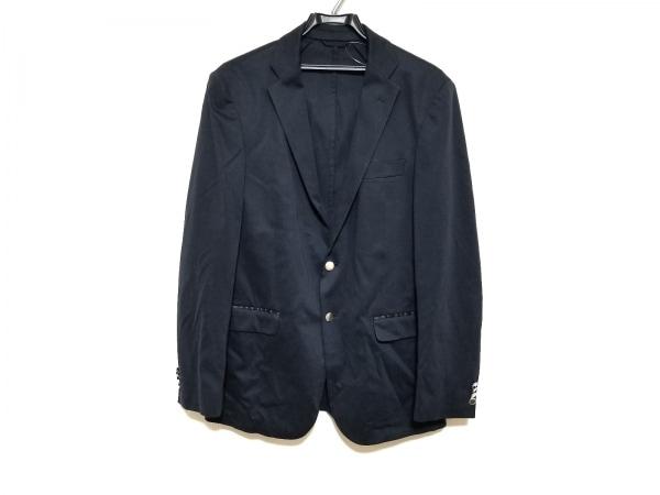 23区 HOMME(ニジュウサンク オム) ジャケット サイズ50 メンズ美品  ダークネイビー