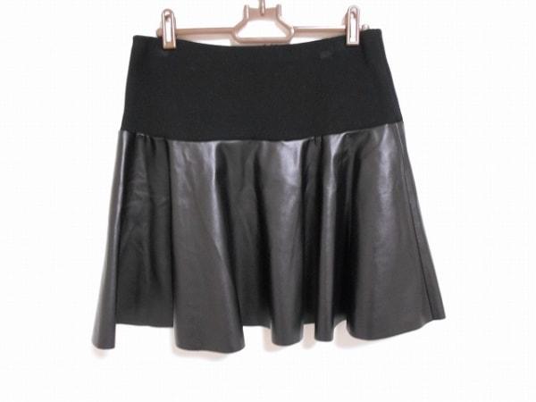 FOXEY(フォクシー) スカート サイズ40 M レディース美品  黒