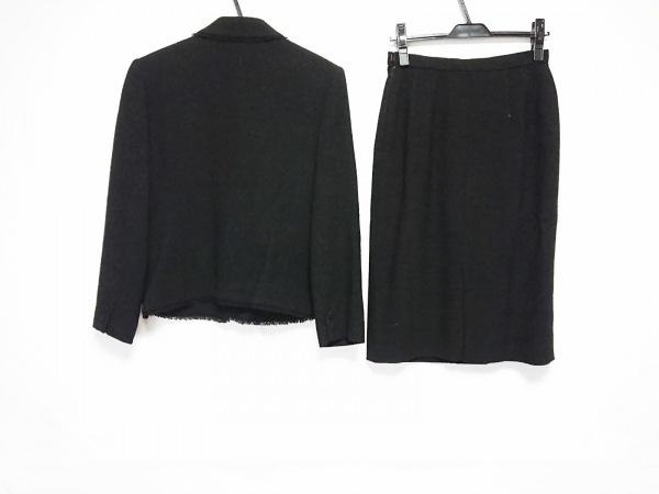 Leilian(レリアン) スカートスーツ サイズ9 M レディース美品  黒