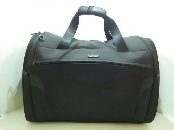 TUMI(トゥミ) ボストンバッグ美品  ドゥカティ 6521D 黒 TUMIナイロン