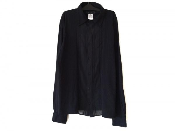 agnes b(アニエスベー) 長袖シャツ サイズ2 M メンズ 黒