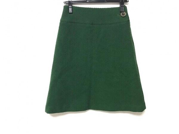 Sally Scott(サリースコット) スカート サイズ61-89 レディース美品  グリーン