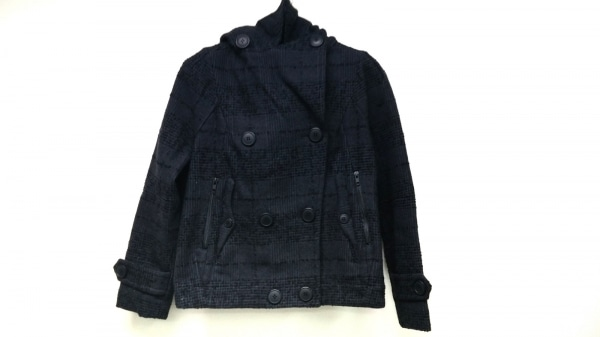 JNBY SINCE1994(JNBY SINCE1994) コート サイズ40 M レディース 黒×グレー