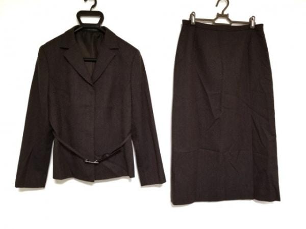 NEW YORKER(ニューヨーカー) スカートスーツ サイズ13 L レディース グレー
