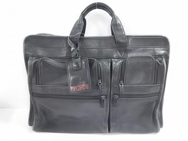 TUMI(トゥミ) ビジネスバッグ - 黒 レザー