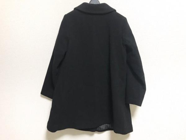 MURUA(ムルーア) コート サイズ1 S レディース美品  黒 冬物