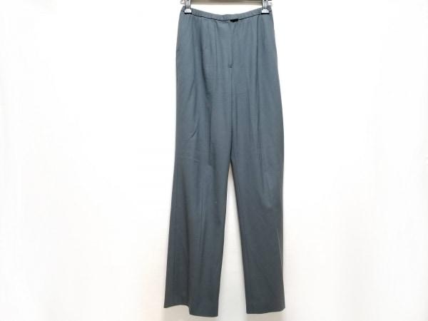 Leilian(レリアン) パンツ サイズ11 M レディース美品  グレー ウエストゴム