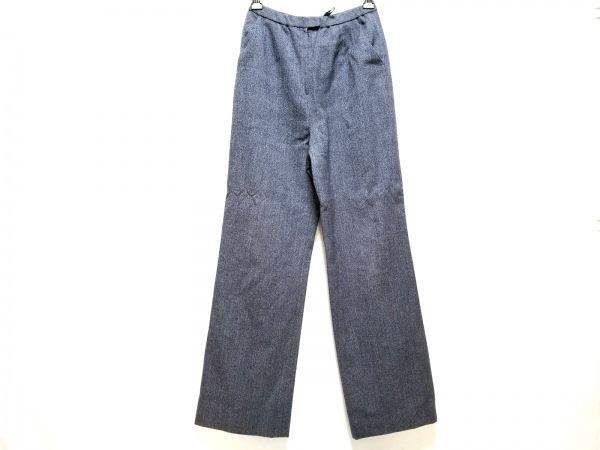 Leilian(レリアン) パンツ サイズ9 M レディース美品  ネイビー