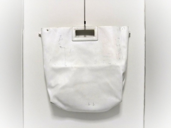 EMODA(エモダ) ハンドバッグ 白 合皮