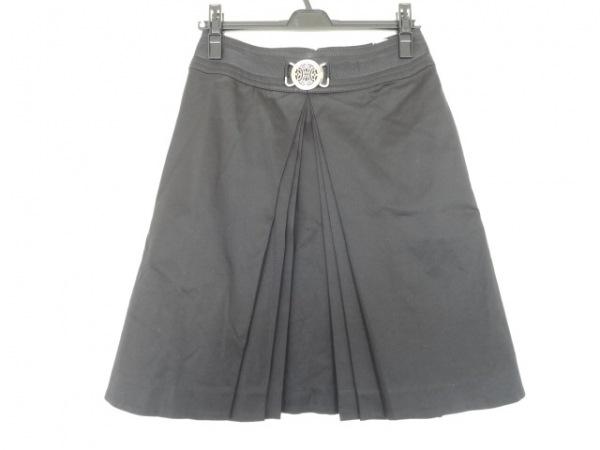 CELINE(セリーヌ) スカート サイズ36 S レディース美品  黒