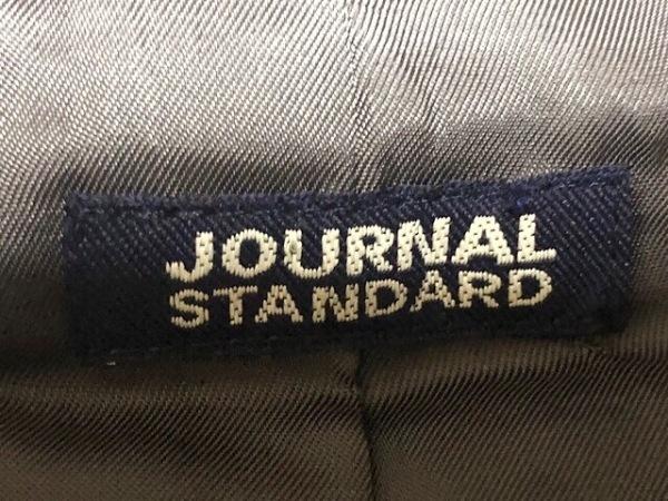 JOURNALSTANDARD(ジャーナルスタンダード) コート レディース新品同様  グレー 冬物