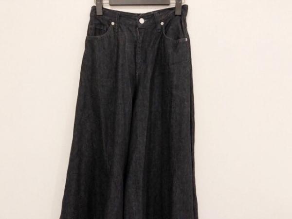 CLANE(クラネ) パンツ サイズ25 XS レディース ネイビー ダメージ加工/デニム