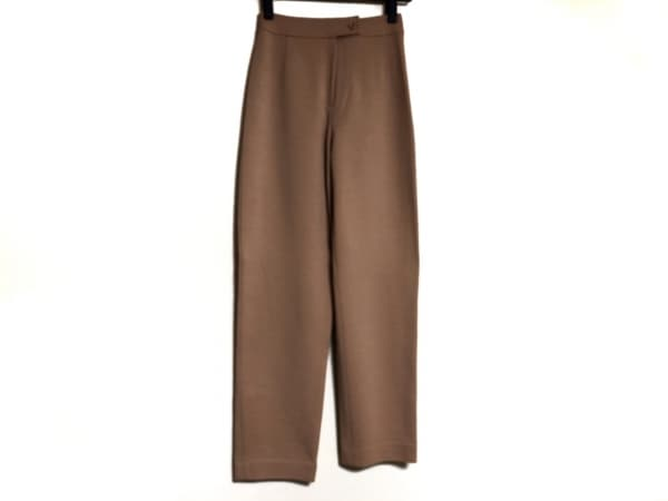 BALENCIAGA(バレンシアガ) パンツ サイズ40 M レディース美品  ベージュ La Mode