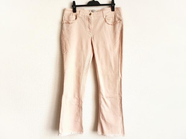 ETRO(エトロ) パンツ サイズ30 XS レディース ピンクベージュ