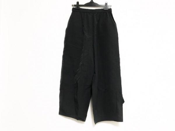 慈雨(ジウ/センソユニコ) パンツ サイズ40 M レディース 黒