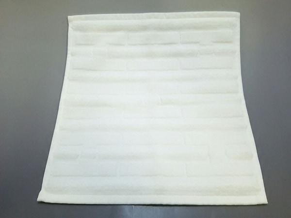 HERMES(エルメス) ハンカチ美品  ラビリンス 101299M 16 白