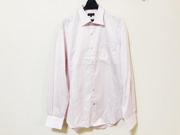 PaulSmith(ポールスミス) 長袖シャツ サイズL メンズ ピンク