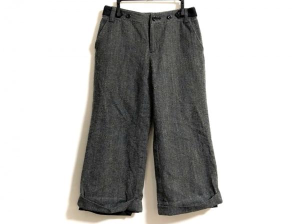 23区(ニジュウサンク) パンツ サイズ36 S レディース グレー