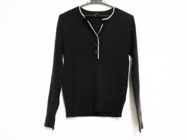 23区(ニジュウサンク) 長袖セーター サイズ40 M レディース美品  ダークブラウン