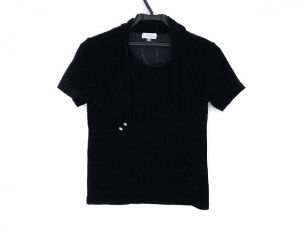 BALENCIAGA(バレンシアガ) 半袖カットソー サイズ38 M レディース 黒 Le Mode