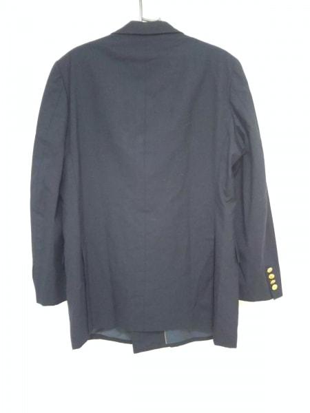 J.PRESS(ジェイプレス) ジャケット メンズ ダークネイビー ネーム刺繍