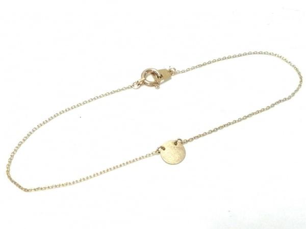 AURORA GRAN(オーロラグラン) ブレスレット美品  K10 K10YG