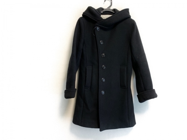 sunao kuwahara(スナオクワハラ) コート サイズM レディース美品  黒 冬物
