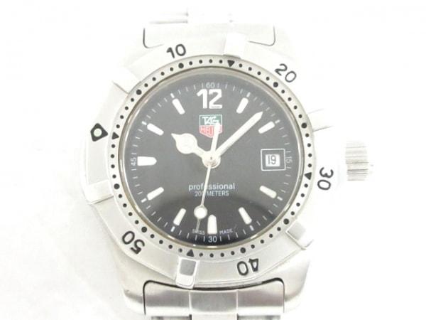 TAG Heuer(タグホイヤー) 腕時計 プロフェッショナル WK1310-0 レディース 黒