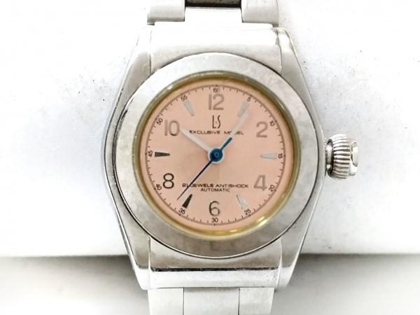 LAZY SUSAN(レイジースーザン) 腕時計 - レディース オレンジ
