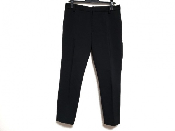 DEUXIEME CLASSE(ドゥーズィエム) パンツ サイズ36 S レディース新品同様  黒