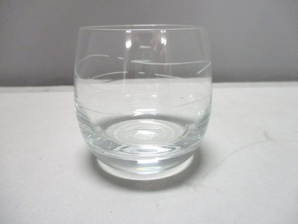 TIFFANY&Co.(ティファニー) 食器新品同様  カデンツ クリア グラス ガラス