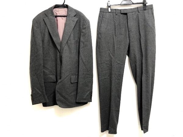 HUGOBOSS(ヒューゴボス) シングルスーツ メンズ美品  グレー
