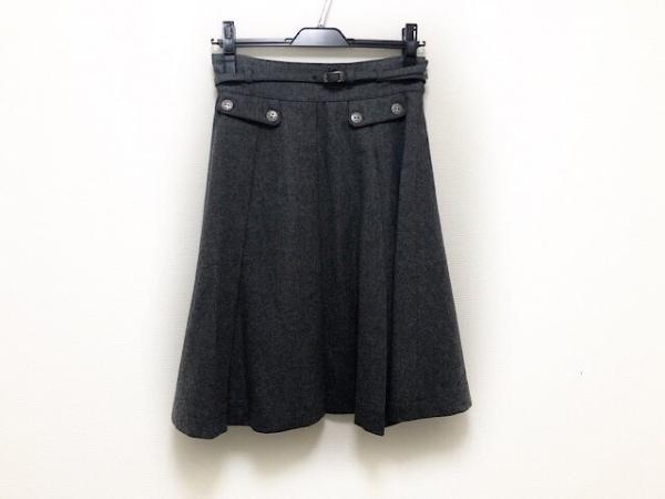 Lois CRAYON(ロイスクレヨン) スカート サイズM レディース グレー