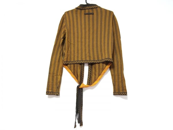 ゴルチエ 長袖シャツブラウス サイズ40 M レディース美品  変形デザイン/ニット/FEMME