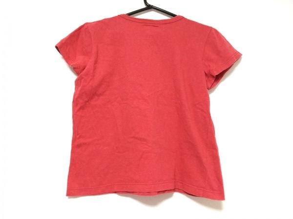 agnes b(アニエスベー) 半袖Tシャツ サイズ1 S レディース レッド