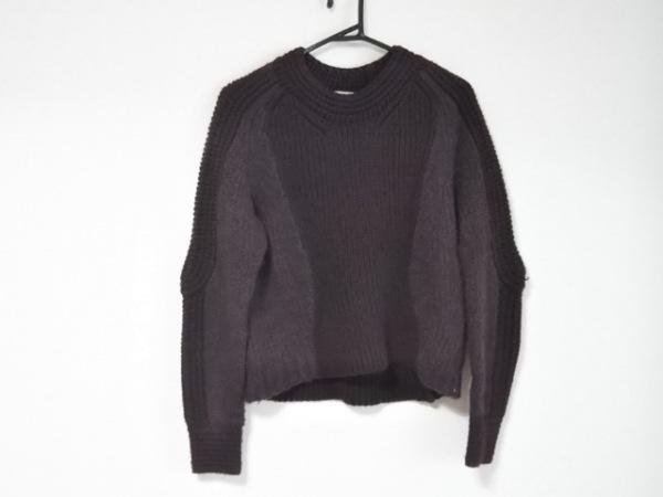 スリーワンフィリップリム 長袖セーター サイズXS レディース ダークブラウン