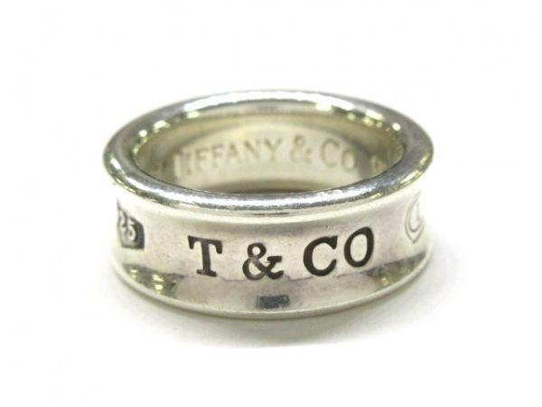 TIFFANY&Co.(ティファニー) リング美品  1837 シルバー