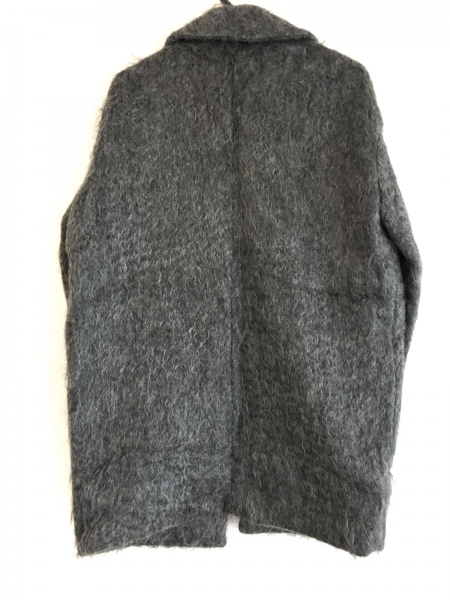 FLORENT(フローレント) コート サイズ36 S レディース新品同様  ダークグレー 冬物