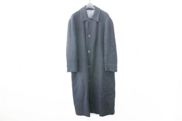 BIGLIDUE(ビリデューエ) コート サイズ46 XL メンズ 黒 冬物