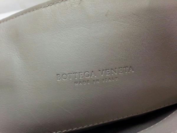 ボッテガヴェネタ ビジネスバッグ イントレチャート B04008805Y グレージュ レザー