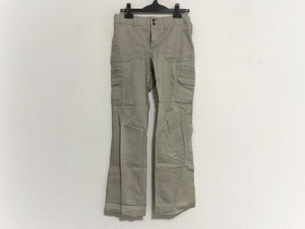 23区(ニジュウサンク) パンツ サイズ36 S レディース ライトグリーン