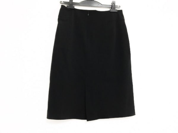 23区(ニジュウサンク) スカート サイズ40 M レディース美品  黒