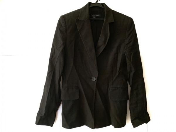 BANANA REPUBLIC(バナナリパブリック) ジャケット サイズ8 M レディース 黒