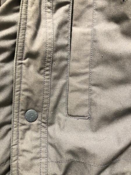 Penfield(ペンフィールド) ダウンコート サイズM メンズ美品  パープル×黒×白