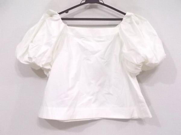 snidel(スナイデル) 半袖カットソー サイズF レディース美品  白