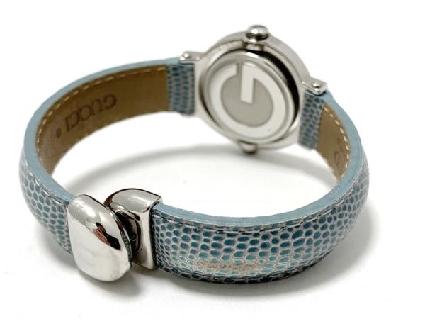 4ff3a1f6c9ec GUCCI(グッチ) 腕時計美品 - レディース バングルウォッチ/回転文字盤/型 ...